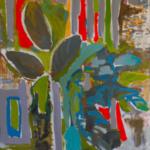 FIGOWIEC, Martyna Kliszewska, olej na płótnie, 130x90cm, 2017r