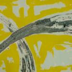 TUŻ PRZED DWUNASTĄ, Martyna Kliszewska, olej na płótnie, 90x130cm, 2018r