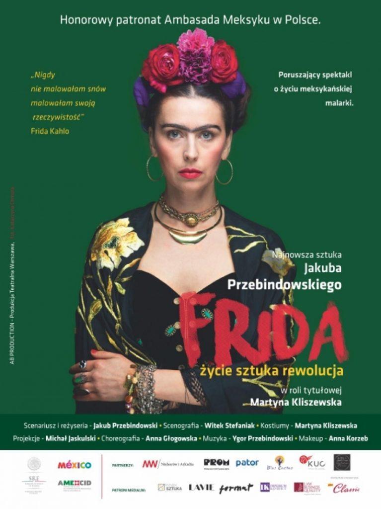 Frida. Życie, sztuka, rewolucja - Martyna Kliszewska